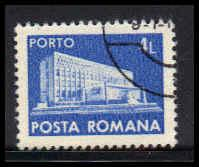 Romania Used Fine D36974