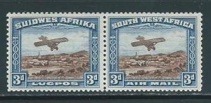 South West Africa C5 Airmail MNH