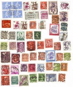 Worldwide postmarks mix #4