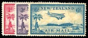 NEW ZEALAND C6-8  Mint (ID # 75999)