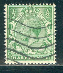 Great Britain Scott # 159, used