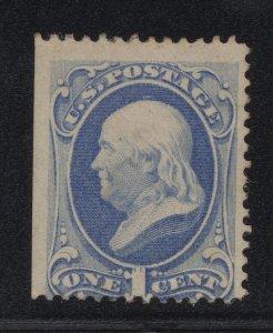 US Stamp Scott #156 Mint NO GUM SCV $90