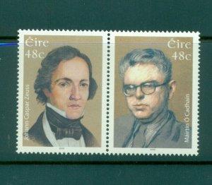 Ireland - Sc# 1669a. 2006 Celtic Scholars. MNH Pair. $2.60.