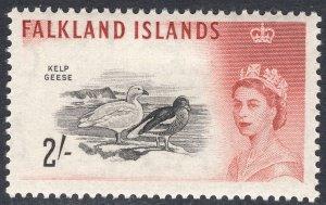 FALKLAND ISLANDS SCOTT 139
