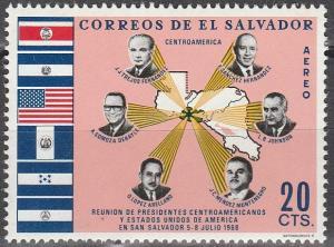 Salvador #C250 MNH   (S7823)