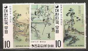 Korea SC 787-9 Mint, Never Hinged