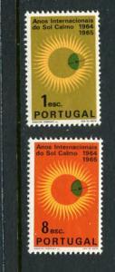 Portugal #934-5 Mint