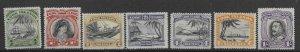 Cook Island 84-90  1932 set unused