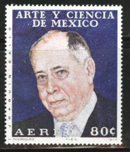 MEXICO Scott C420 MNH** 1973 airmail