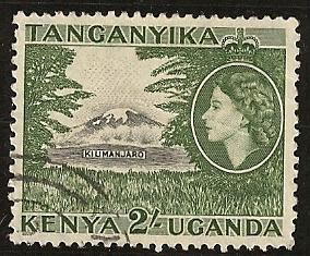 Kenya Uganda Tanzania used sc 114