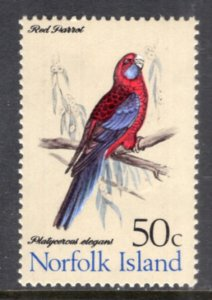Norfolk Island 139 Bird MNH VF