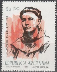 Argentina #1423   MNH F-VF  (V1092)