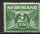 Netherlands; 1927: Sc. # 169: */MH Single Stamp