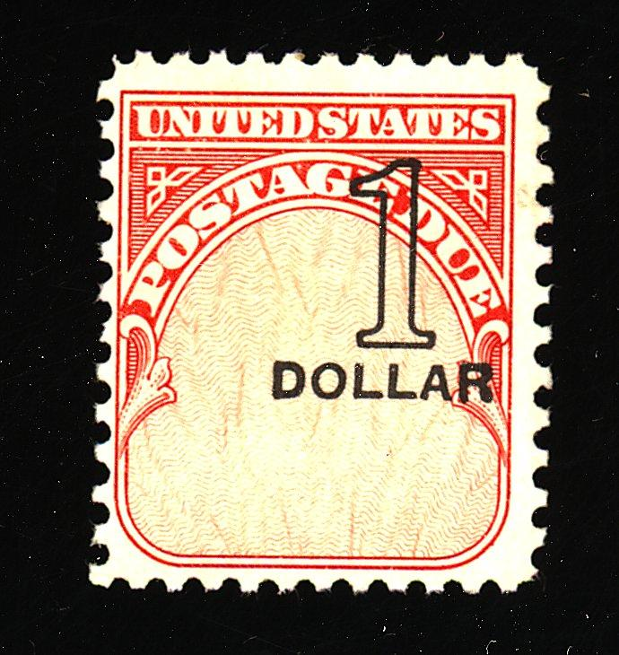 J100 MINT $1 Shifted F-VF NH