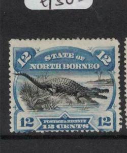 North Borneo SG 106b MOG (5duy)