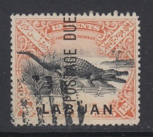 Labuan, Scott J7 (SG D7), used CTO, Perf 14