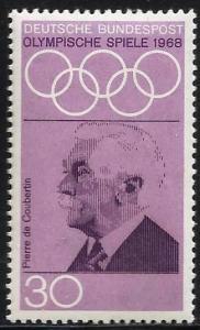 Germany 1968 Scott# 986 MNH
