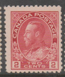 Canada Scott #106 Stamp - Mint Single