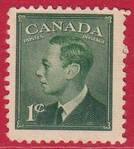 Canada - 1949 - Scott #284 - mint - George VI