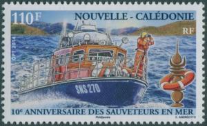 New Caledonia 2014 SG1614 110f Sea Rescue MNH
