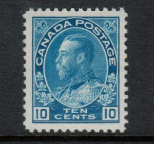 Canada #117 Extra Fine Never Hinged Gem **With Certificate**
