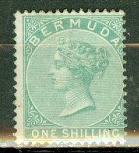 AA: Bermuda 6 mint CV $450