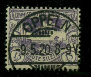 Upper Silesia 1920 #19 U SCV (2018) = $0.80