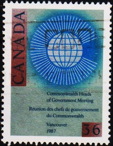 Canada. 1987  36c S.G.1253 Fine Used