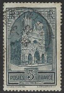 France #247A Used (U6)