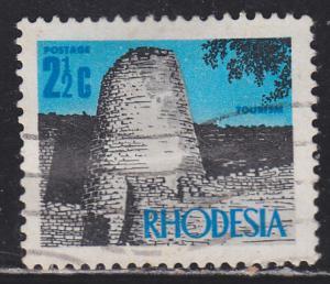 Rhodesia 277 Zimbabwe Ruins 1970