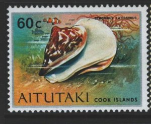 Aitutaki Sc#92 MNH