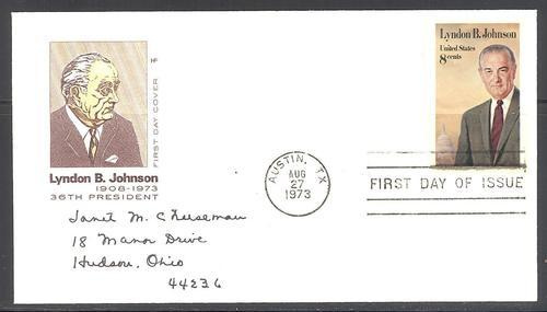 US Scott 1503 First Day Cover (SC)