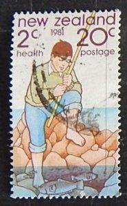 New Zealand, (1390-T)