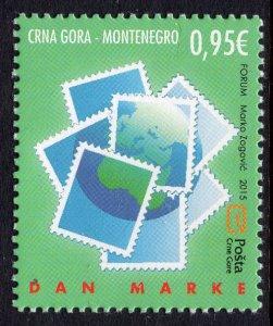 Montenegro 390 MNH VF