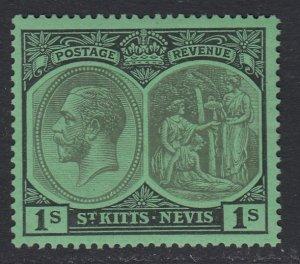 St. Kitts-Nevis, Sc 48 (SG 46b), MLH