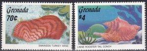 Grenada #1391-2   MNH  CV $4.40  Z1110