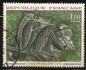 France 1966 Scott# 1149 Used