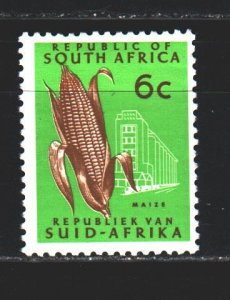 South Africa. 1974. 435 from the series. Corn, flora. MNH.