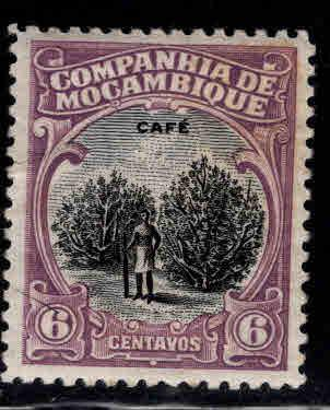 Mozambique Company Scott 122 MH from1918-31 set Coffee crop