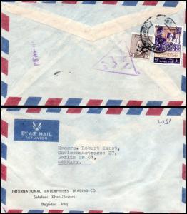Goldpath: IRAQ cover, to Germany _CV23_P12