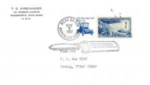 United States, Ohio, Zeppelin
