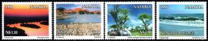 Namibia - 1998 World Environment Day Set MNH** SG 802-805