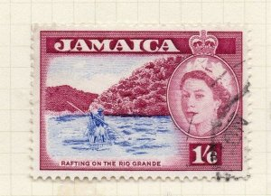 Jamaica 1956 Early Issue Fine Used 1S.6d. 283898