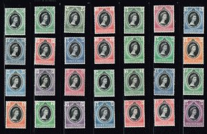 UK STAMPS 1953 The Crowning of Queen Elizabeth II CORONATION MNH STAMPS LOT #2