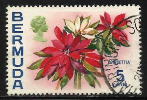 Bermuda 1970 Scott# 259 Used