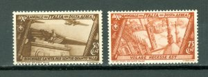 ITALY MARCH on ROME #C40-41...SET...MINT...$13.25