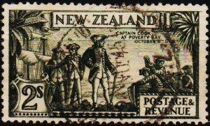 New Zealand. 1935 2s S.G.589e Fine Used