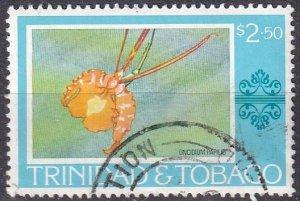 Trinidad & Tobago #288  F-VF Used  CV $6.25 (Z1905)