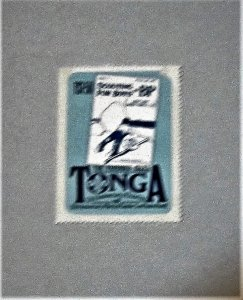 Tonga - 507, MNH. Scouting for Boys. SCV - $4.50