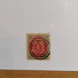 Denmark  SC #18  Used